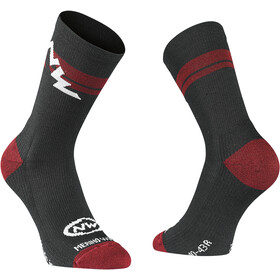 Northwave Extreme Winter High Socks, black/red